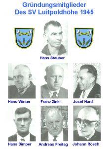 1945: Die Gründungsmitglieder