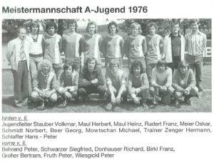 1976: A-Jugend Meister
