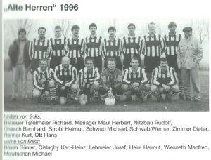 1996: Alte Herren