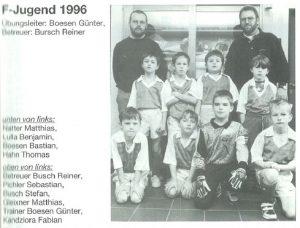 1996: F-Jugend