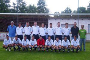 2008: 1. Mannschaft