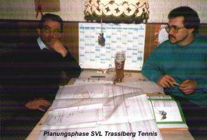 1986 Planung