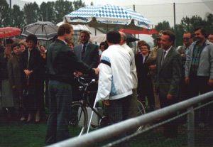 1987_ Einweihung