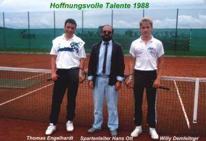 1988 Hoffnungsvolle Talente